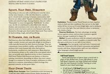 D&D Homebrew / Dungeons & Dragons Homebrew