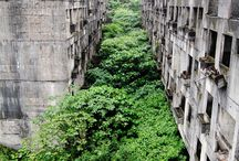 Abandoned places in the world