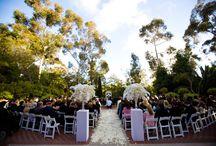 Wedding at The Prado Balboa Park / by Amber Hoover