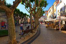 Ericeira  streets