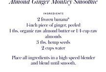Food - Ivanka Trump Recipes / by Legal Preppy