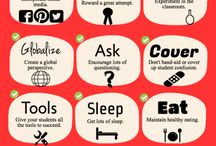 Great Ideas from Teachers / We share ideas from other teachers.