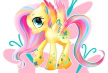 mlp rainbow power