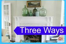 Home Sweet Thrifty Home / Create a home and haven with thrift store shopping, dumpster diving and estate sale treasures.