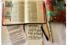 Bible Journaling / by Janie Adams-Grohman
