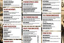 Bar & Grill Ideas ♡ / by Sidnie Bishop