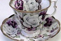 Cups and Tea Pots......
