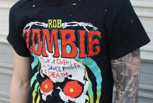 Rock and Roll Tshirts