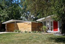 Mid Century Style / Mid Century Style homes