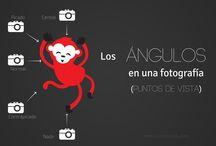 Tutoriais: Fotografia / Tutoriais e dicas de fotografia.