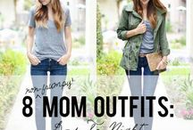 Casual Chic Mama Style / by Lisa McLatchie - Personal Stylist