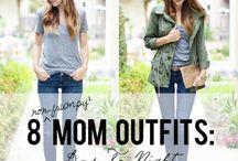 Mommy Fashion / by Rotita Cunningham