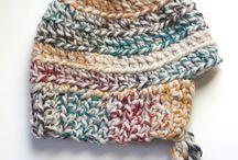 Crochet hat to make