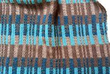Machine knitting / Inspiration for the machine knitter