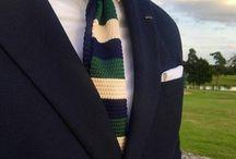 Premium Knit Ties by BCXPF / Premium Knit Ties