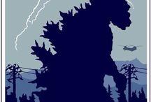 Godzilla + Kaijus