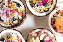Smoothie Bowls . / bowls for souls hehe