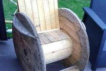 bobine legno
