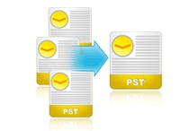 Merge PST Files in Outlook