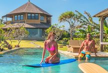 Journey Surf Villas / We have compiled a handful of tailored custom retreats for those who want to go off the grid and surf in Bali.  Here are some shots of our favorites