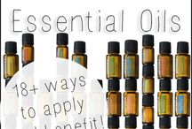 Essential oils / by Kim Volpe