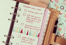 Organization // Planner Perfection