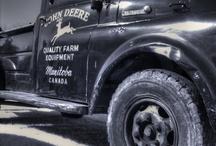John Deere trucks / John Deere trucks e.d.