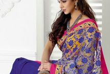 Bridal Saree Online Shopping In India / Jugniji.com : A huge sparkling collection of Indian ethnic wear in our attention-grabbing online showroom whose variety is growing every month. price $154.00 ## http://goo.gl/EYyrFS