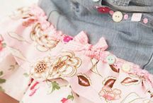Converting baby boy clothes to girl clothes