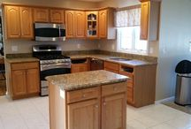 Santa Cecilia Gold Granite Countertops