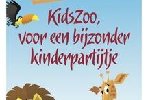Feest bij KidsZoo / Verjaardag, schoolreis, het kan bij KidsZoo