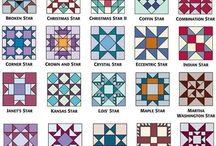 fabric patchwork or quilt fantasy