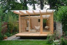 shed - studio / by Steve Gustafsson