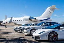 Esther Natalia - the Best car with private jet