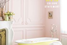 Rooms: Bathrooms / by Colom & Brit Home Accessories