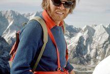 Mountains Climbers