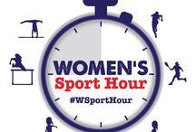 #WSportHour