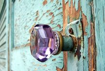 Knobs, Knockers and Hardware / by Denise Mallory