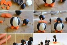 Pingu party styling ideas