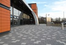 Education / Paving and Walling