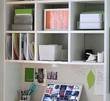 decor: bookcases / by K. Fransen