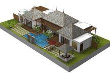 Bali home plans