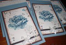 SU Flower cards