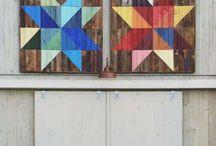 Barn quilts / by Karin Davis