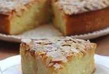 gâteau aux pommes et à la mascarpone