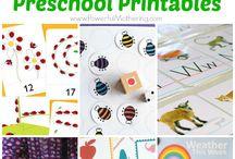 teaching pre-school
