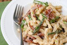Food: Pasta Club