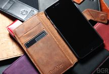 Reviews / Handmade 100% genuine leather cell phone cases from Burkley Case