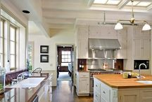 Design ideas - kitchen / by Suzy Simmons