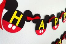 Party Inspiration: Mickey Mouse